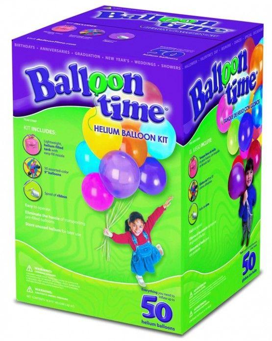 Helium voor 18 bio duiven